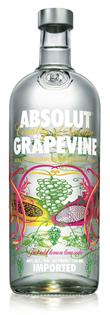 Absolut Vodka Grapevine 750ml